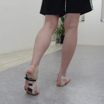 入谷式足底板(オーダーメイドインソール)の評価と研磨作業動画