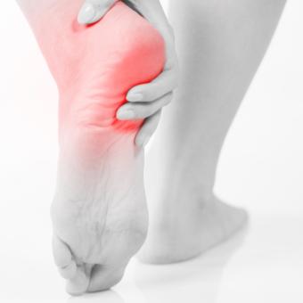 かかと後面の痛み(アキレス腱の付着部痛)におけるインソール処方