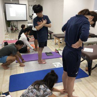 i-soul works主催「足部セミナー2days」の開催報告